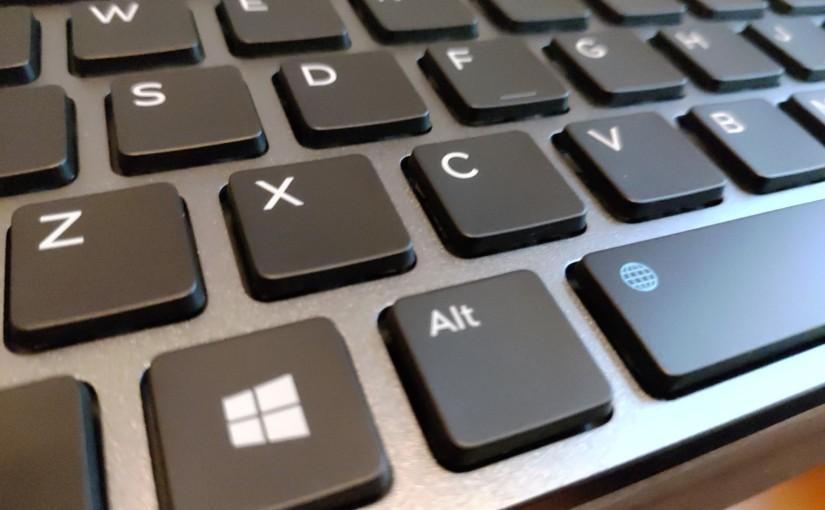 [開箱]Dell KM717多工鍵盤 |為了一個沒廠商注意的小地方而買