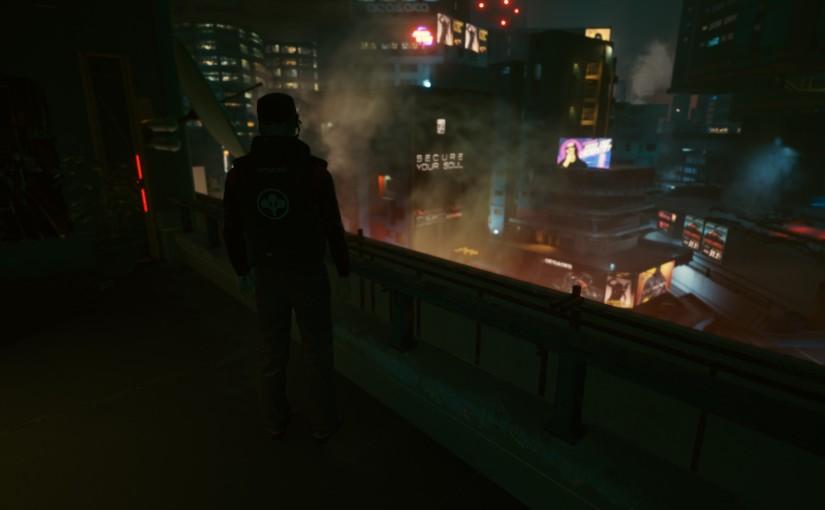 [遊戲]Cyberpunk2077|為什麼要讓我知道這是bug!!!